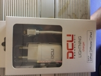 DCU Cargador de pared Lightning iPhone, iPad y iPod