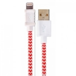 DCU Cable USB - Lightning para iPhone, iPad e iPod